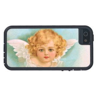Clapsaddle: Charming Christmas Angel iPhone 5 Covers
