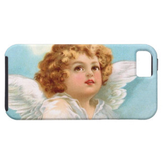 Clapsaddle: Charming New Year Angel iPhone 5 Covers