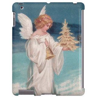 Clapsaddle Christmas Angel with Bell