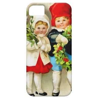 Clapsaddle Christmas Postcard iPhone 5 Covers