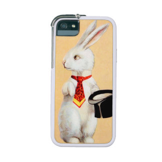 Clapsaddle Easter Bunny with Tie iPhone 5 Case