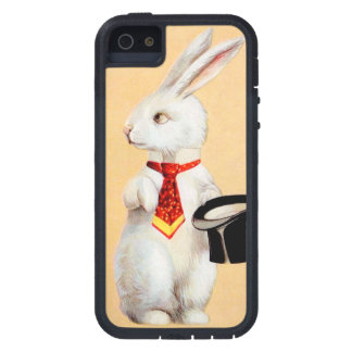 Clapsaddle: Easter Bunny with Tie iPhone 5 Case