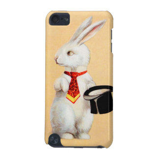 Clapsaddle Easter Bunny with Tie iPod Touch 5G Cases