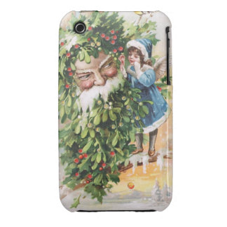 Clapsaddle Holly Father iPhone 3 Case-Mate Case