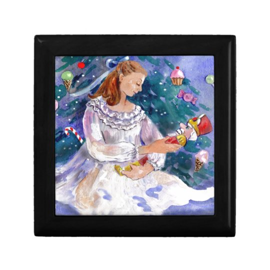 Clara and the Nutcracker Gift Box