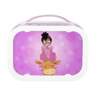 ClaraBelle Blue & Ford Lunchbox