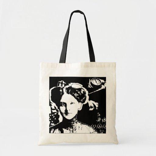 Clara's Steam Satchel - tote bag