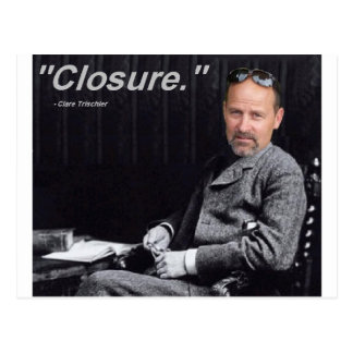 clare closure postcards