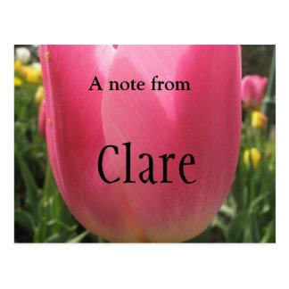 Clare Postcards
