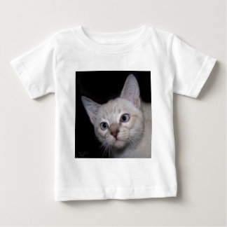 Clarence the crosseyed cat baby T-Shirt