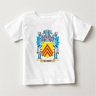 Claret Coat of Arms - Family Crest T-shirts