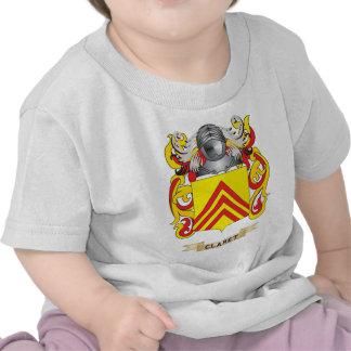 Claret Coat of Arms Tee Shirts