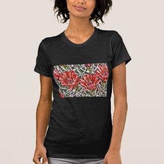 Claret Cup Cactus Tee Shirts