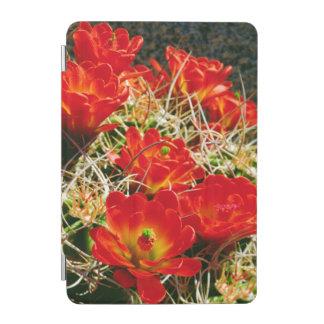 Claret Cup Cactus Wildflowers iPad Mini Cover