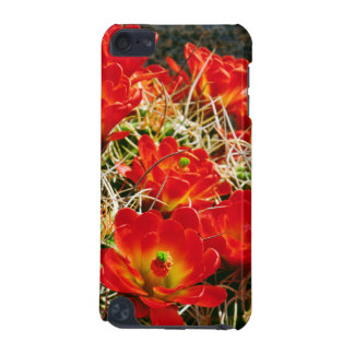 Claret Cup Cactus Wildflowers iPod Touch (5th Generation) Cover
