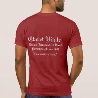 Claret Vitale Company T-Shirt