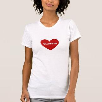 Clarets T-shirts