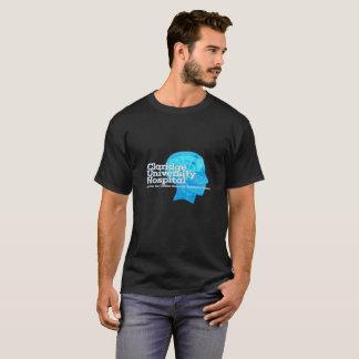 Claridge U. Brain Transplant Center shirt! (Dark) T-Shirt