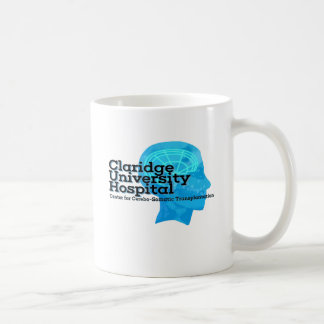 Claridge University Brain Transplant Center mug! Coffee Mug