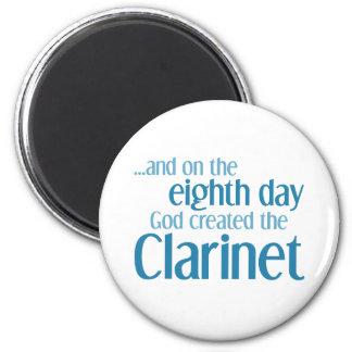 Clarinet Creation Magnet