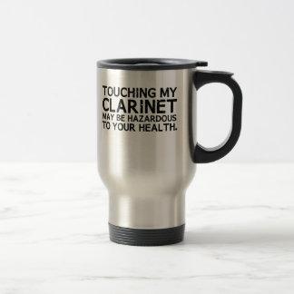 Clarinet Hazard Coffee Mugs