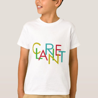 Clarinet Letters T-Shirt