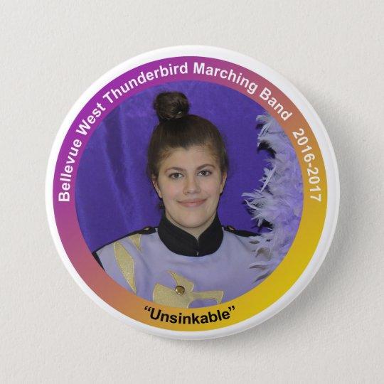 Clarinet_MariahG_2016-2017 7.5 Cm Round Badge