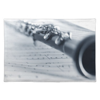 Clarinet Placemat