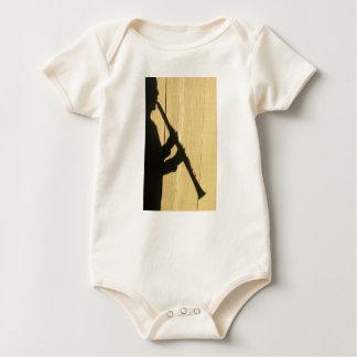 Clarinet Shadow infant creeper