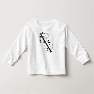 Clarinet Toddler T-Shirt