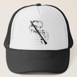 Clarinet Trucker Hat