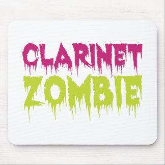 Clarinet Zombie Mousepad