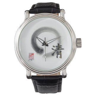 Clarity within Life's Veil, Enso Watch