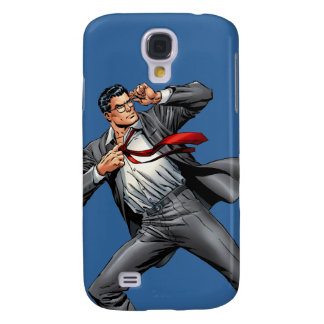 Clark changes into Superman Galaxy S4 Case