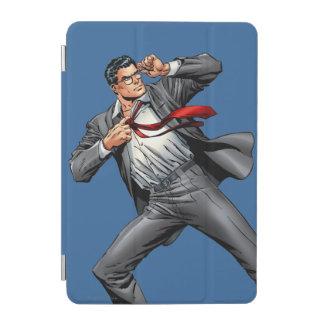 Clark changes into Superman iPad Mini Cover