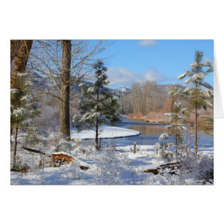 Clark Fork River Card