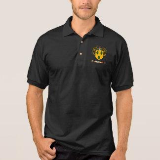 Clark (Irish) Coat of Arms Polo Shirt