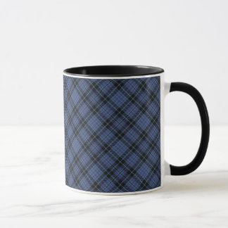 Clark Scottish Clan Tartan Mug