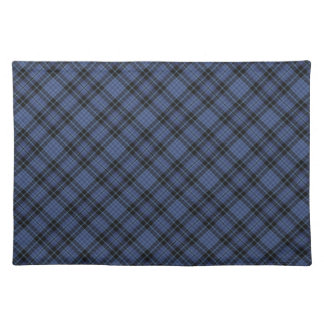 Clark Scottish Clan Tartan Placemats