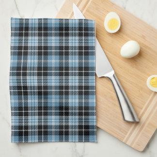Clark Scottish Tartan Plaid Tea Towel