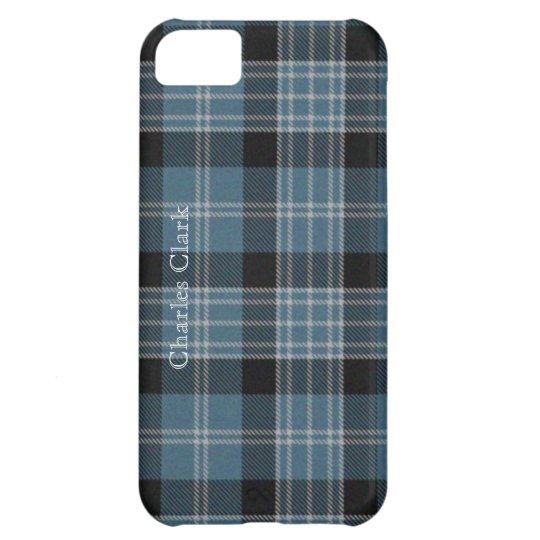 Clark Traditional Tartan Plaid iPhone 5 Case