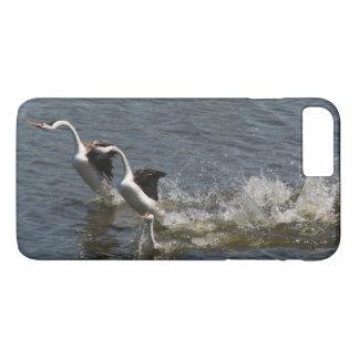 Clarks Grebes Bird Wildlife Animal iPhone 7 Case