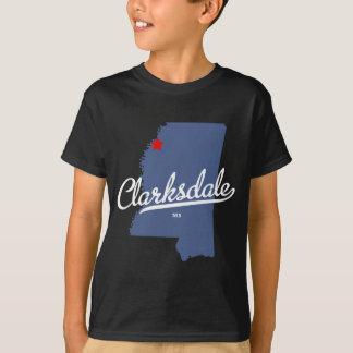 Clarksdale Mississippi MS Shirt