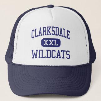 Clarksdale - Wildcats - High - Clarksdale Trucker Hat