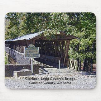 Clarkson–Legg Covered Bridge Mouse Pads