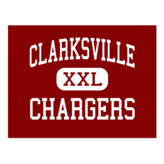 Clarksville - Chargers - Middle - Clarksville Postcard