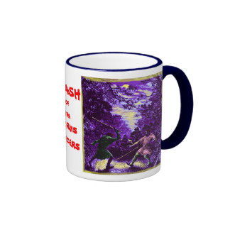 CLASH of the Morris Dancers Coffee Mug