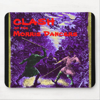 CLASH of the Morris Dancers Mouse Pad