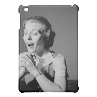 Clasped Hands Case For The iPad Mini