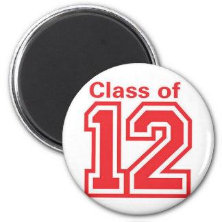 class12 6 cm round magnet